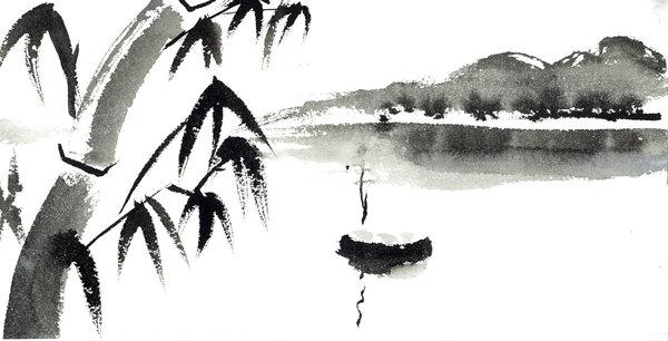 Sumi-e by Seth Davidson